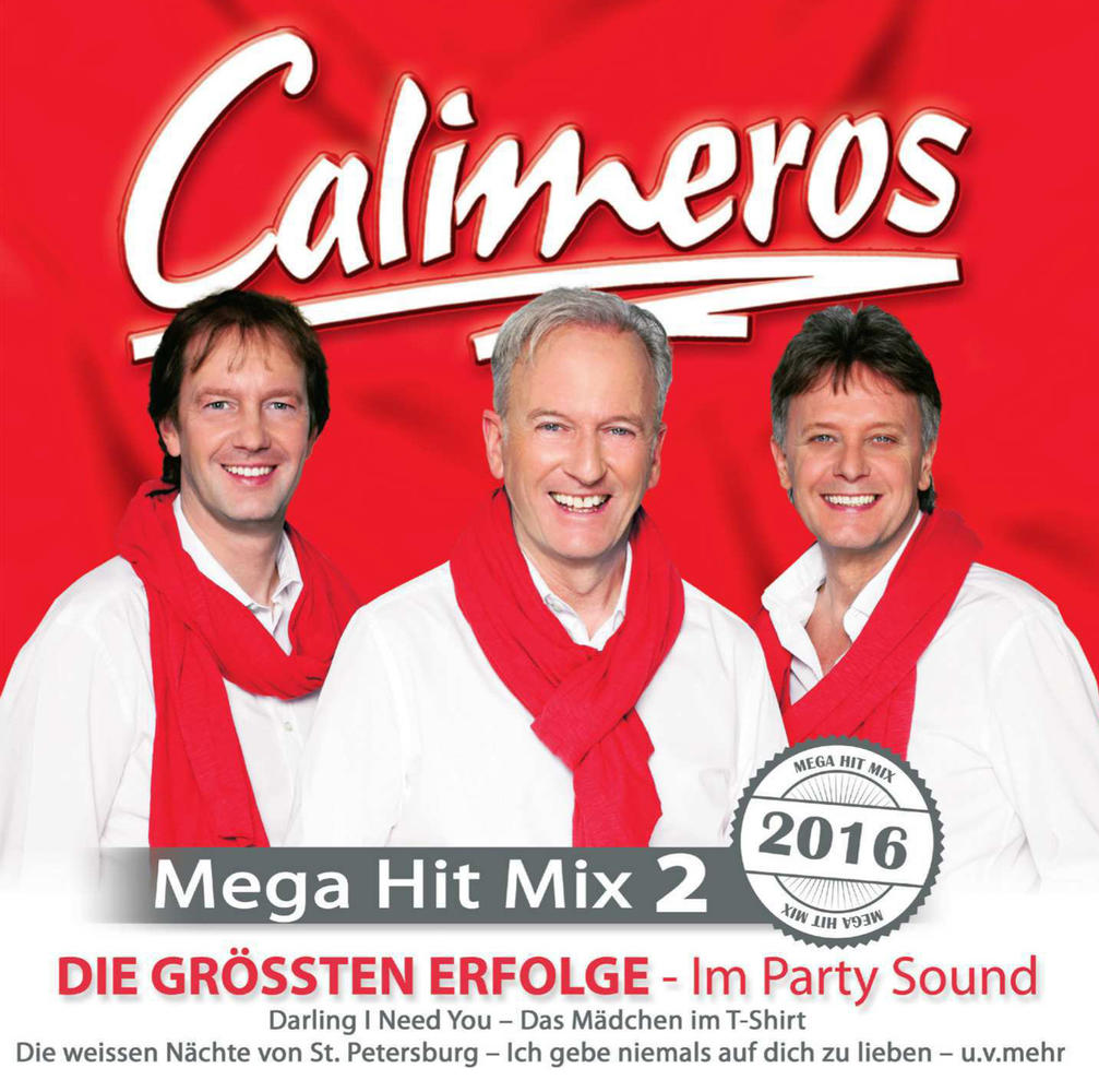 26351 - Calimeros - Mega Hit.Mix 2