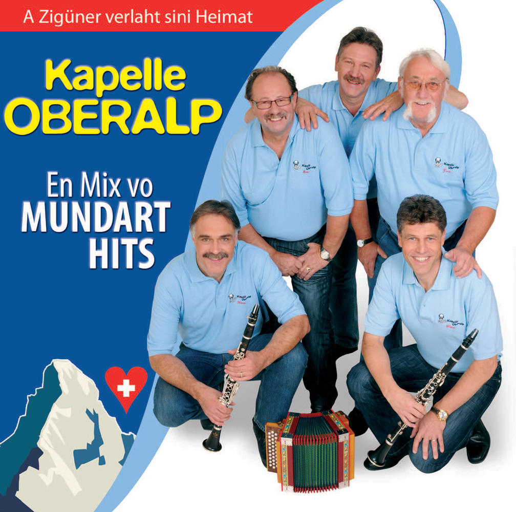 28434 - Kapelle Oberalp - En Mix vo MUNDART HITS