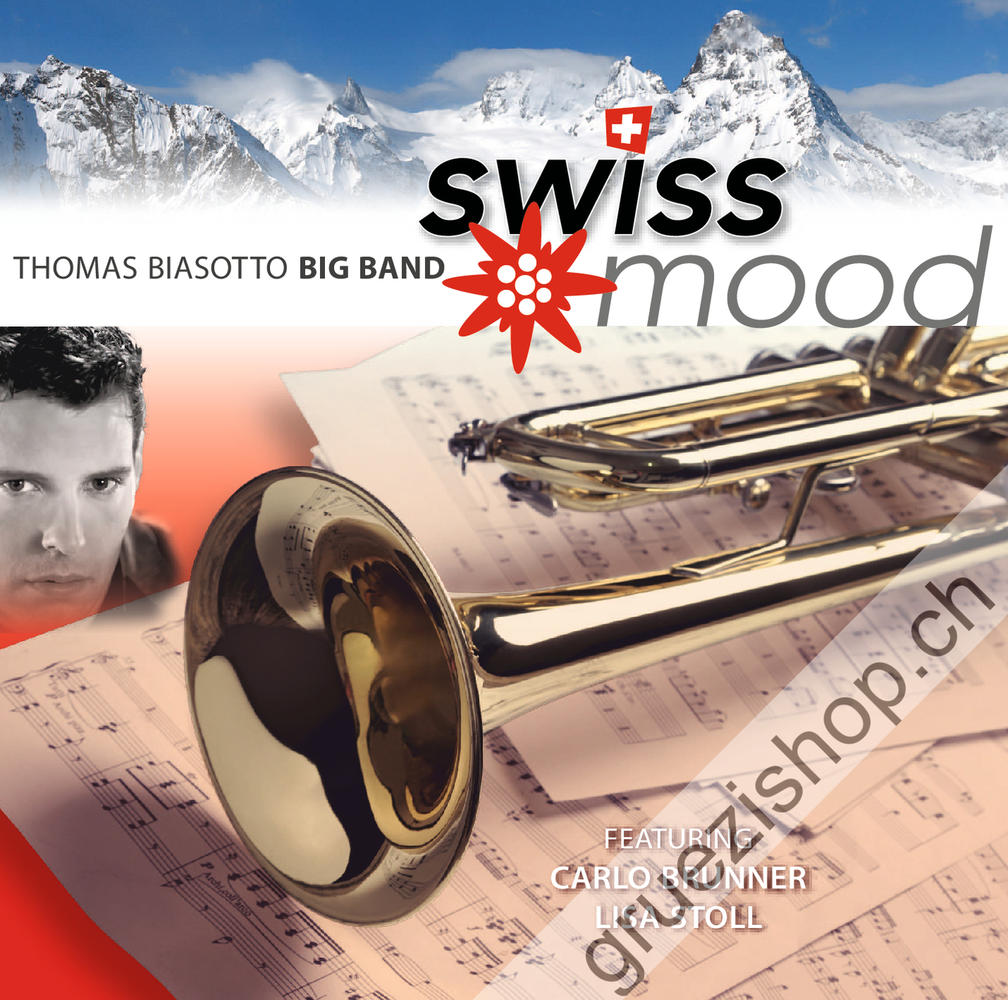 28440 Thomas Biasotto Big Band Swiss Mood Vol 2